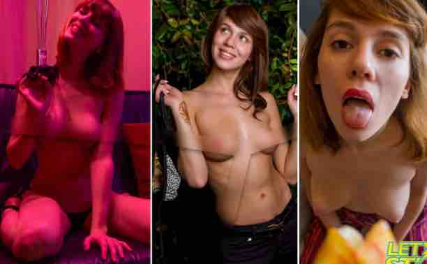 Lety Does Stuff Nude Patreon!